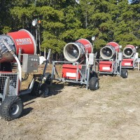Areco Supersnow carriage snowmakers SALE PENDING