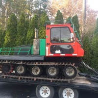 1997 lmc 1800 snowcat with drag . Cat has very low hours 3655